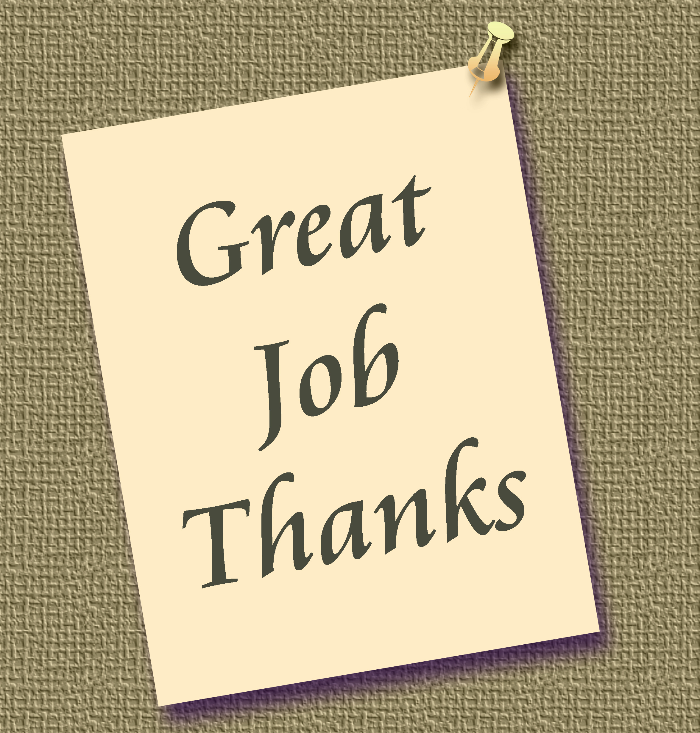 employee recognition words